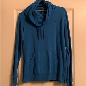 WOMENS Nike scoop-neck sweater